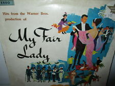 Hit productions of My Fair Lady from the Warner Brothers & 101 Strings.