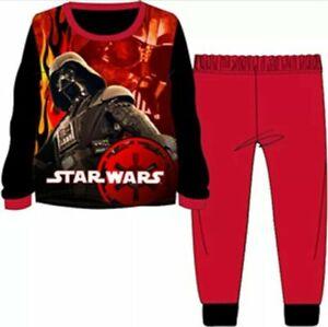 Star Wars Kids  Boys Girls Pajama Set Darth Vader Storm Trooper sleeping knight