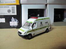 Mercedes Benz Sprinter New Zeland St. John ambulance toy car siku