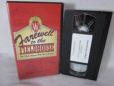 Wisconsin Varsity Band Concert 1997 Farewell to the Fieldhouse VHS Leckrone UW