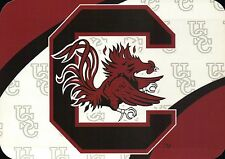 University of South Carolina Mascot Emblem Football SC - College Sports Postcard