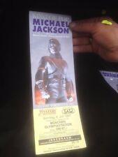 Place de concert History World Tour Michaël Jackson 6 juillet 1997 Munich RARE