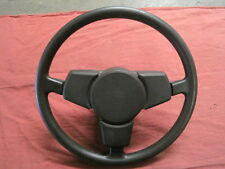Porsche 911 VINTAGE Steering Wheel 3 Spoke Black RARE GERMAN ORIGINAL USED