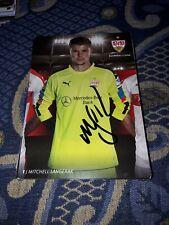 Signierte AK Mitchell Langerak VfB Stuttgart   NEU