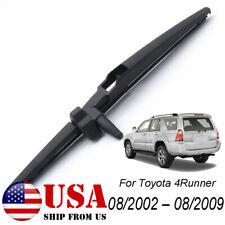 For Toyota 4Runner 02-09 Rear Windshield Wiper Blade Tailgate Window 85242-35021