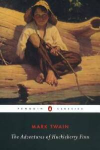 The Adventures of Huckleberry Finn (Penguin Classics) - Paperback - GOOD