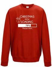 Sweatshirt Christmas Regular Hoodies & Sweats for Men