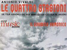 "CD Vivaldi ""4 Jahreszeiten"" & Konzerte. Il Giardino Armonico, Onofri, Antonini"