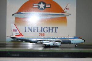 """Inflight200 1:200 USAF Boeing VC-137 58-6970 """"Air Force One"""" (IF137USAF0518P)"""