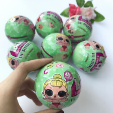 SERIES 2 LOL Surprise Lil Little Sisters DOLL 5 Layers L.O.L  1 BALL Xmas Gifts