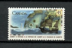 s33883 CANADA  MNH** 1997 Caboto 1v joint issue with ITALIA