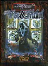Sword & Sorcery Scarred Lands d20 Wise & the Wicked, The SC NM MBX99