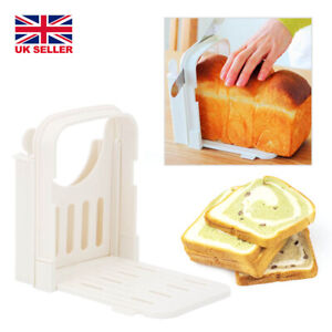 Practical Bread Cutter Kitchen DIY Loaf Toast Slicer Cutting Slicing Guide Tools