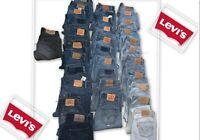 Levi-Levi's ® -Jeans-vintage- Grado A W30 W32 W34 W36 W38 W40 W42 501 LEVI 501s