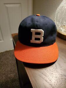 Ebbets Field Flannels - Brooklyn Bushwicks Hat. Made In USA!!