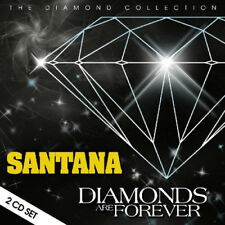 Santana : Diamonds Are Forever CD (2017) ***NEW***
