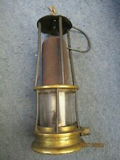 Old Clanny Miners Safety Lamp