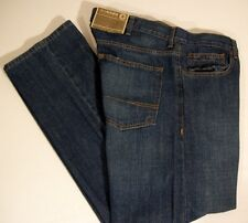 NEW! CH Bass Earth Irregular Size 36 x 32 measure 40 X 34 Men's Blue Jeans