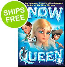 Snow Queen (DVD, 2012) NEW, Sealed, Anna Shurochkina, Ivan Okhlobystin, animated