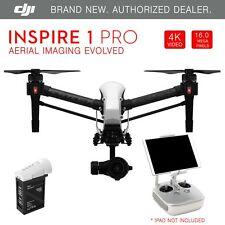 DJI Inspire 1 Professional Drone Zenmuse X5 - 4K HD Camera & 3 Axis Gimbal