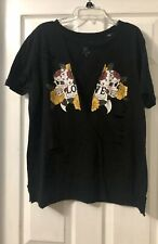Almost Famous Womens Skull Tshirt Size Xl