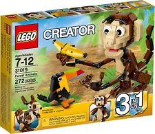 LEGO® Creator 31019 Urwald Tiere NEU OVP_ Forest Animals NEW MISB NRFB