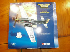 Corgi 49303 P-51D Mustang Confederate Air Force 1:72, Metall OVP top rare lim