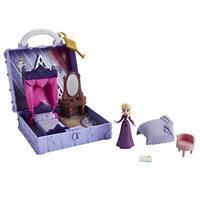 Disney Frozen Pop Adventures Elsa's Bedroom Pop-up Playset With Handle,