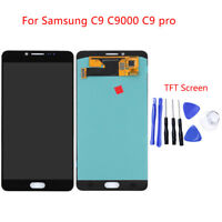 OEM For Samsung Galaxy C9 Pro C9000 LCD Display Touch Screen Digitizer - White