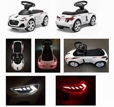 Spielzeug Audi Junior Quattro Unikat Metallic Lack Led Beleuchtung Lederlenkrad Carbon ..