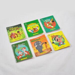Walt Disneys Micky Maus Buch Pestalozzi Verlag (1, 2, 4, 11, 15, 45) Sammlung