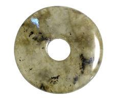 Labradorite Donut 30 mm Pendentif/Labradorite Donut dn185