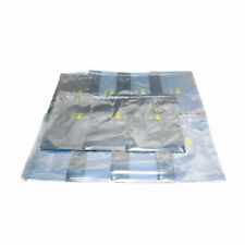 "(50) NEW Desco SCC 1000 Anti-Static Shielded ESD Bags 10"" x 12"" Zip Lock Top"