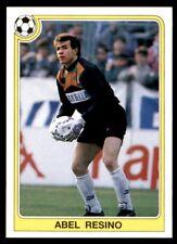Panini Futbol 92-93 (España) Abel Resino Nº 41