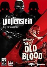 Wolfenstein: The New Order/Wolfenstein: The Old Blood (PC, 2017)