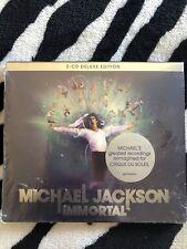 Michael Jackson Immortal 2 CD Deluxe Edition