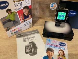 VTech Kidizoom Smart Watch DX2 schwarz, Uhr