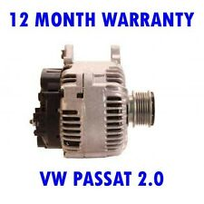 VW PASSAT 2.0 2009 2010 2011 2012 2013 2014 2015 REMANUFACTURED ALTERNATOR