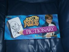 Pictionary Board Game  - AUSTIN POWERS EDITION