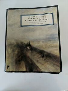 The Broadview Anthology Of British Literature concise edition volume B