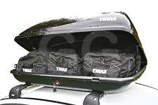 Thule Ocean 100 Car Roof Top Box 360 Litre Gloss Black