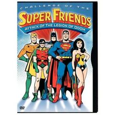 Challenge of the SuperFriends: Attack of the Legion of Doom [New DVD] Dubbed,