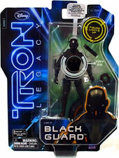 Tron - Legacy 3 inch Action Figure - Black Guard Spin Master Disney 2010 3in