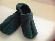 Wheat Heat Slippers, Elastic Back - Advise Size