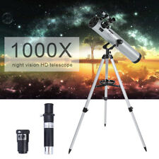 Performance 700-76 Reflector Astronomical Telescope High definition with Tripod