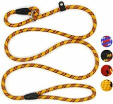 Dog Whisperer Cesar Millan Style Rope Slip Training Leash Nylon Lead New