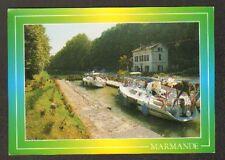 MARMANDE (47) YACHT à L'ECLUSE , CANAL DU MIDI