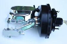 1967-70 Mustang Power brake booster Chrome master cylinder disc/disc valve