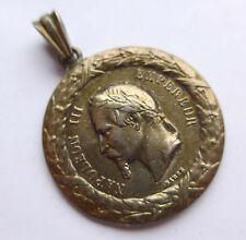 Frankreich Napoleon III Medaill für den Feldzug in Italien 1859