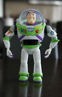 Original Toy Story Collection Buzz Lightyear Talking Moving Figure Doll Rare